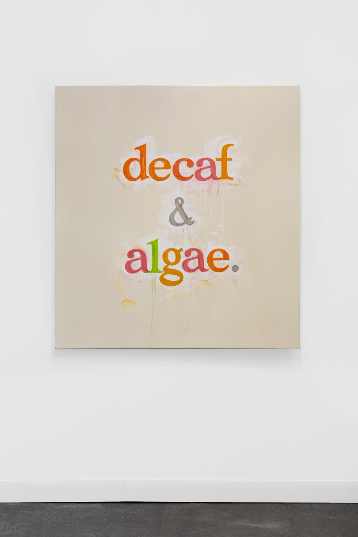 Ricci Albenda decaf & algae., 2018