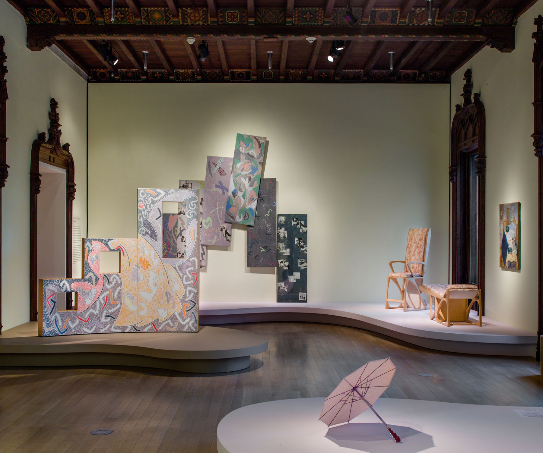 Marc Camille Chaimowicz: Your Place or Mine..., The Jewish Museum, New York, March 15 - August 6, 2018