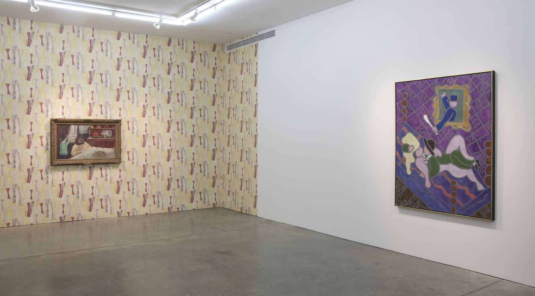 Interiors, Andrew Kreps Gallery, New YorkJanuary 14 - February 11, 2012
