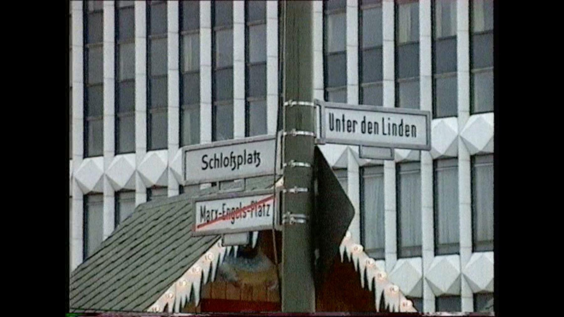 Hito Steyerl The Empty Center, 1998