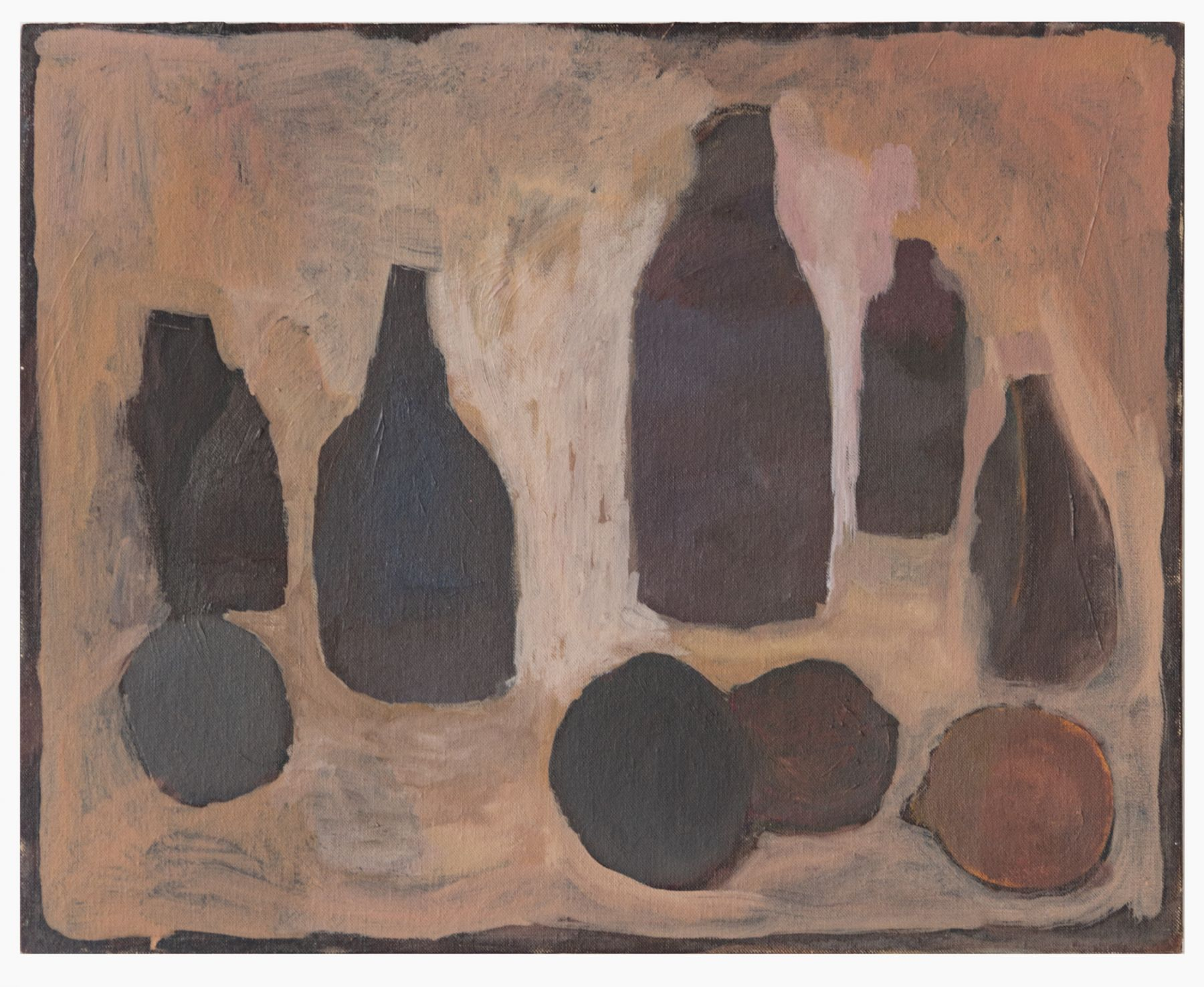 Gedi Sibony, Brown Bottles
