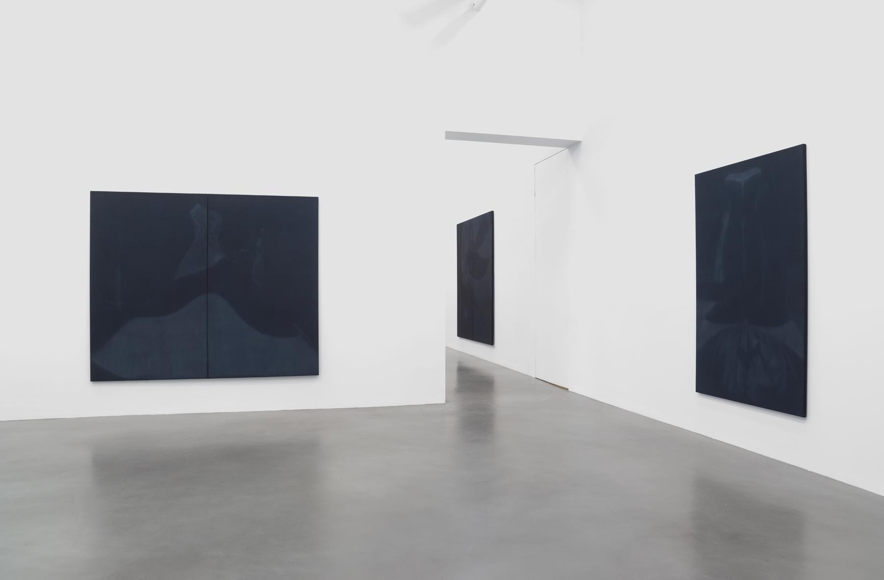 Troy Brauntuch Installation view 6