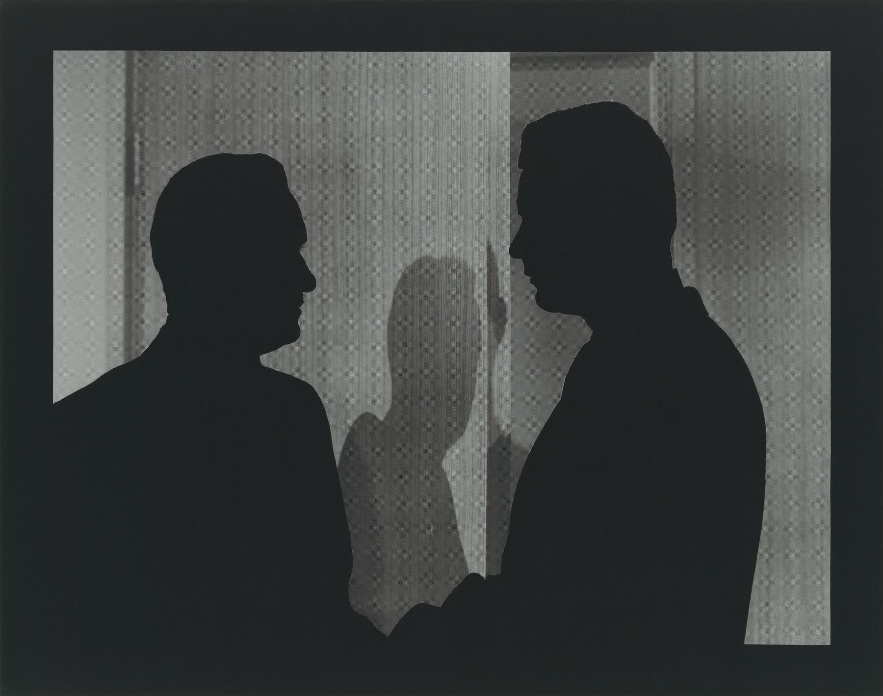 John Stezaker Shadow 3