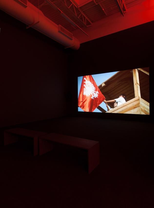 Yael Bartana Installation view 9