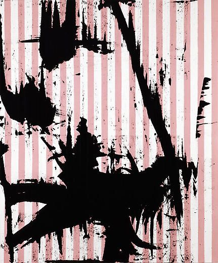 M.B. 2005 Acrylic on linen