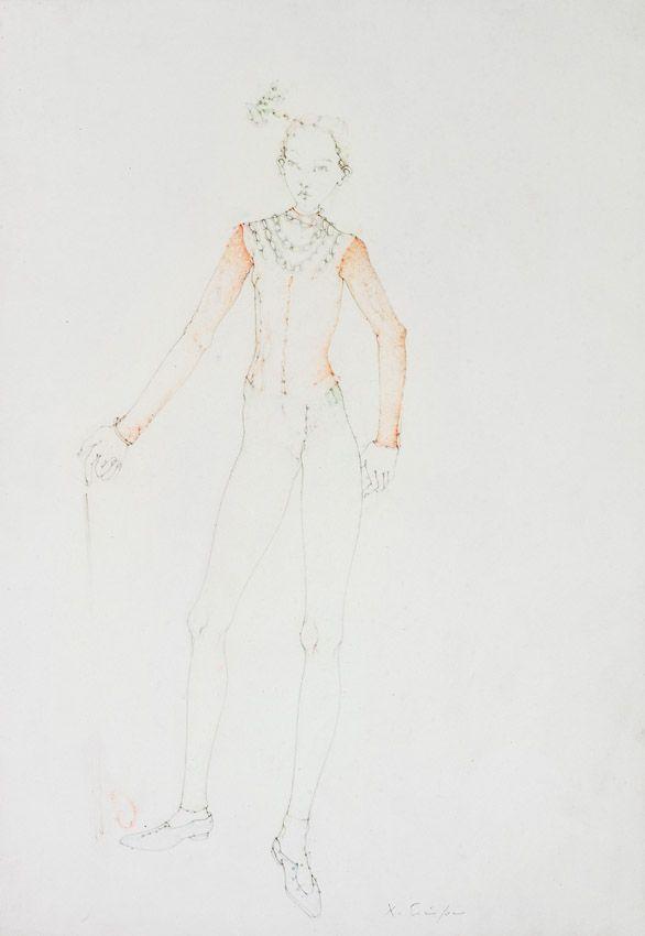 Schleifen 2010 Pencil on paper