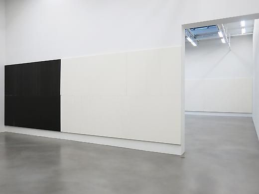 Wade Guyton Installation view 5