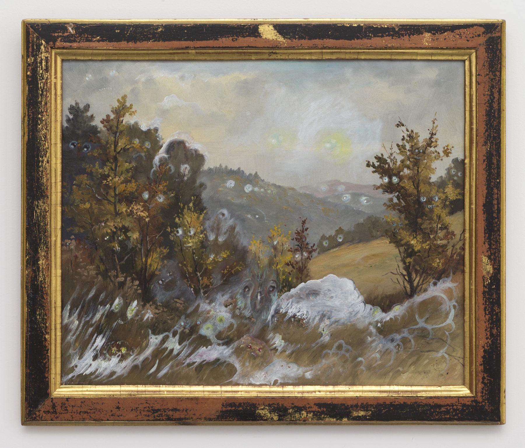 Vidya Gastaldon, Healing Painting (Chasse aux esprits)