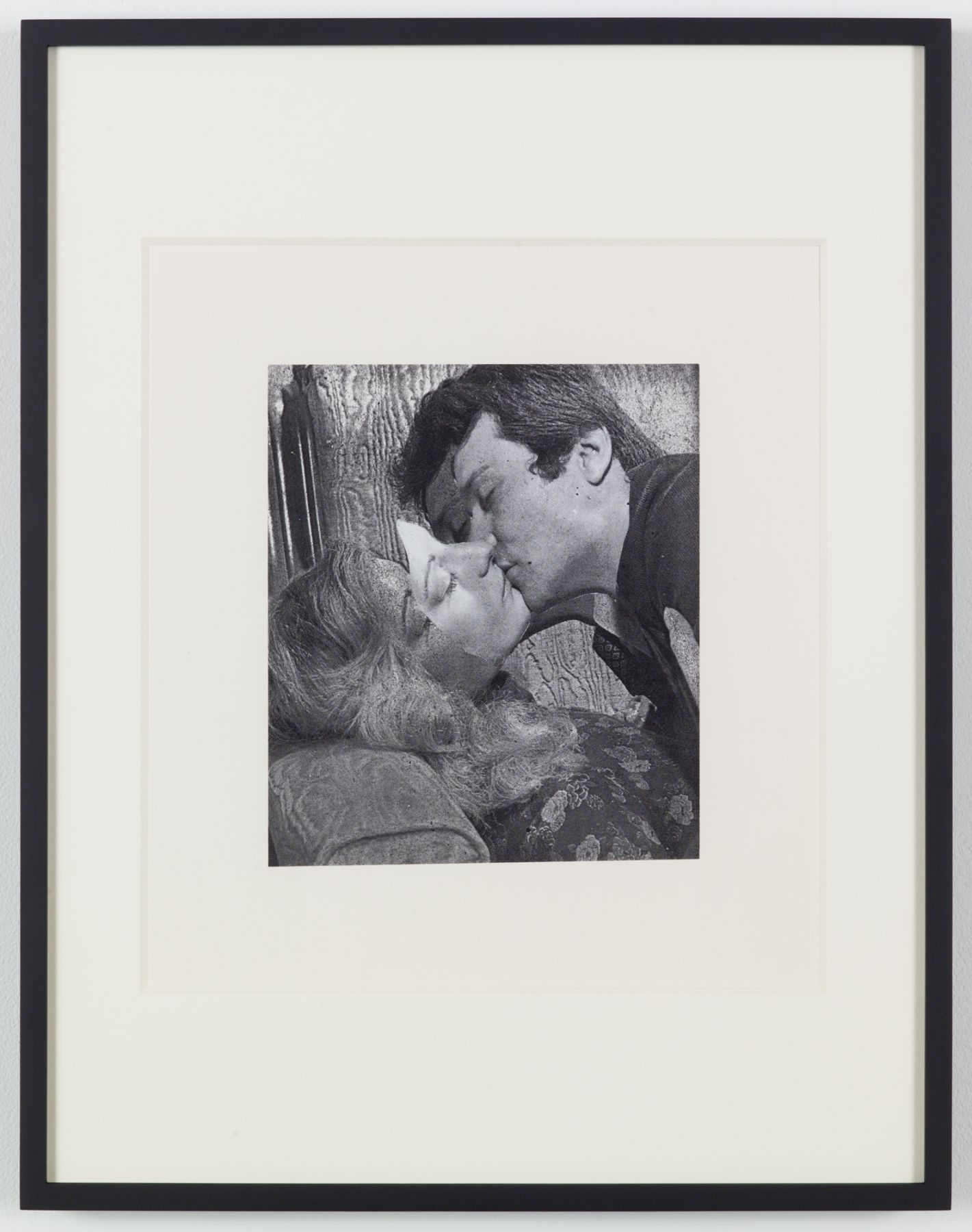 John Stezaker, Kiss III (Photoroman)