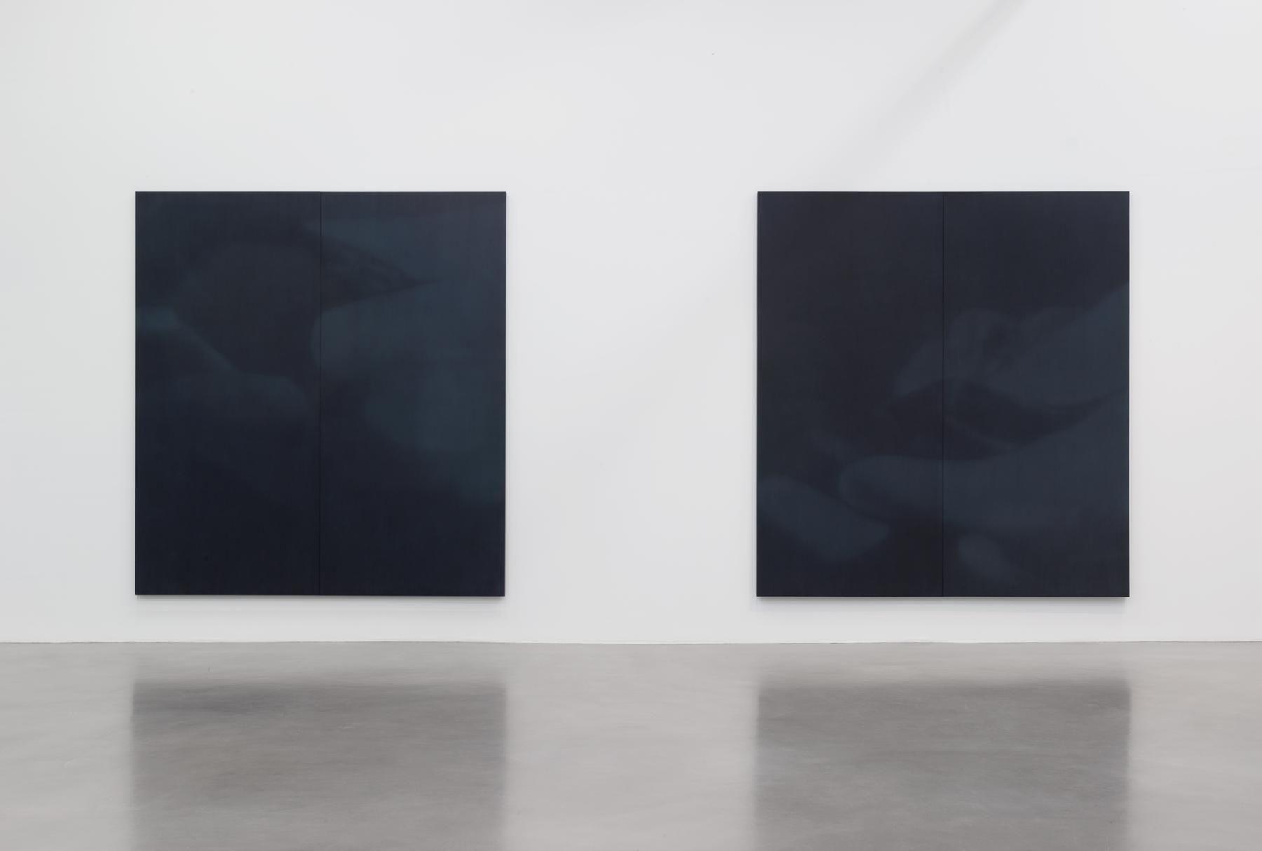 Troy Brauntuch Installation view 13