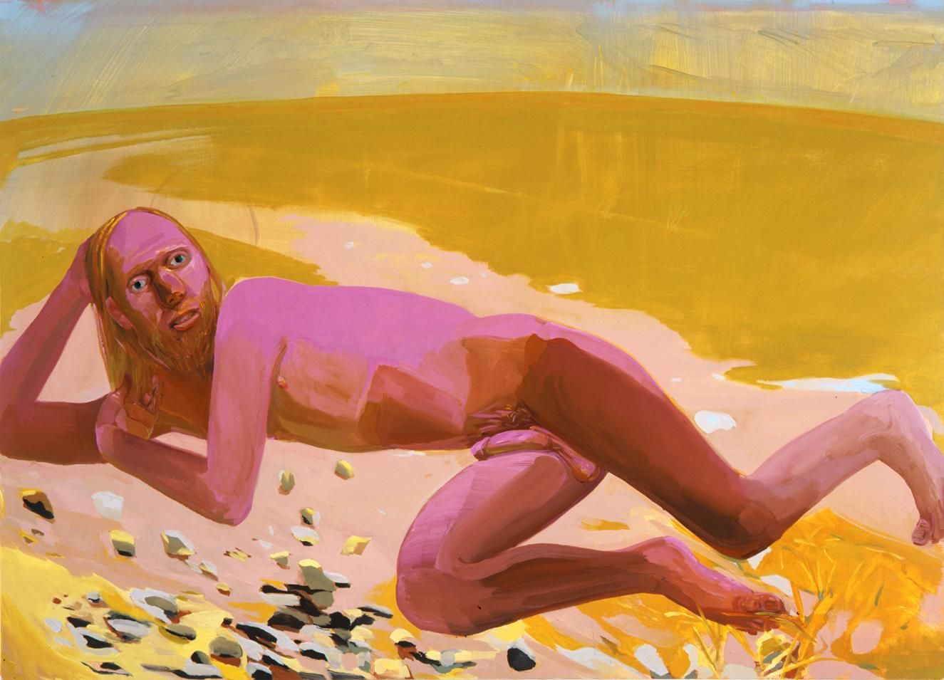 Reclining Nude 2002