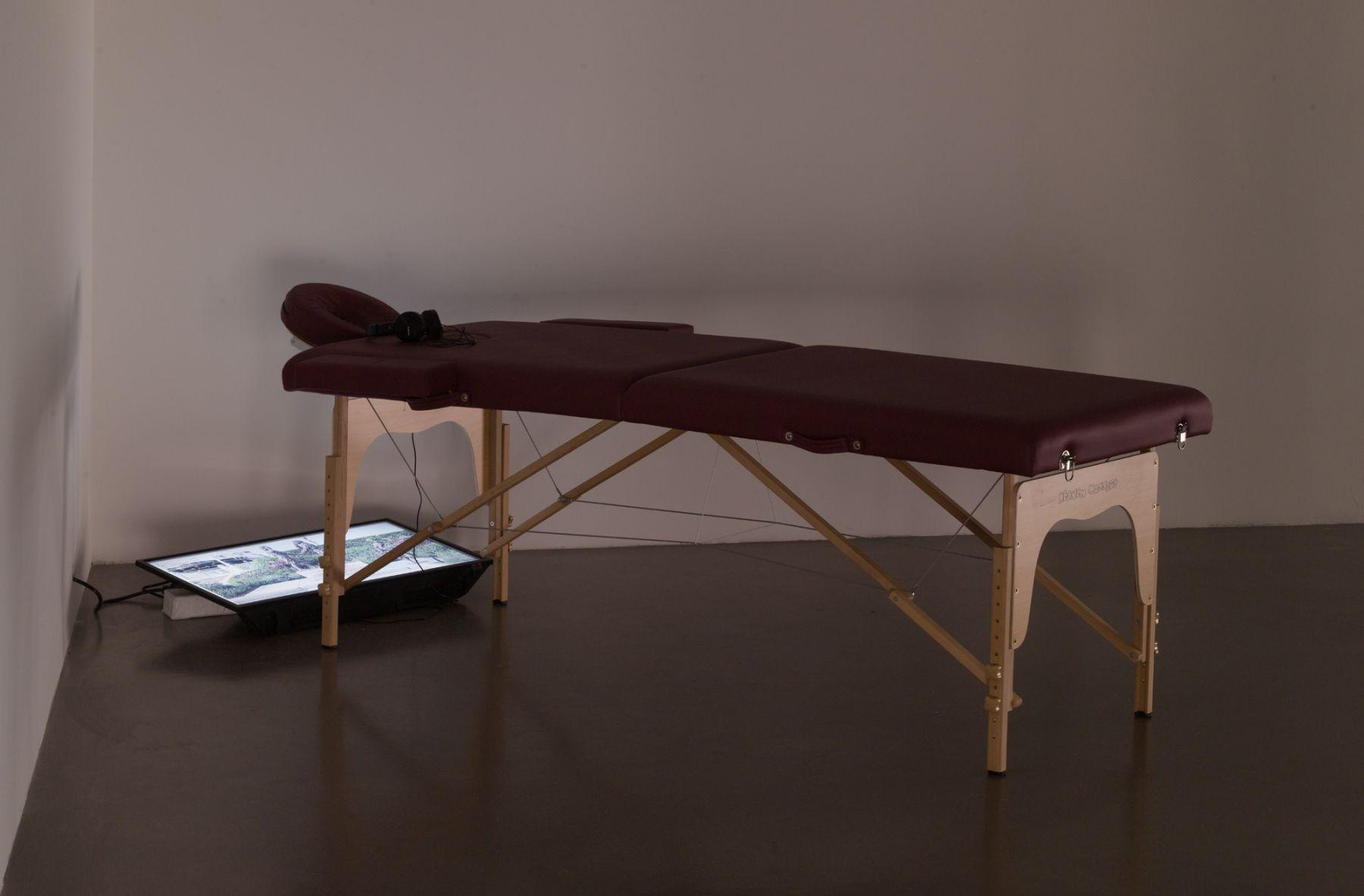 Christian Jankowski, Massage Masters