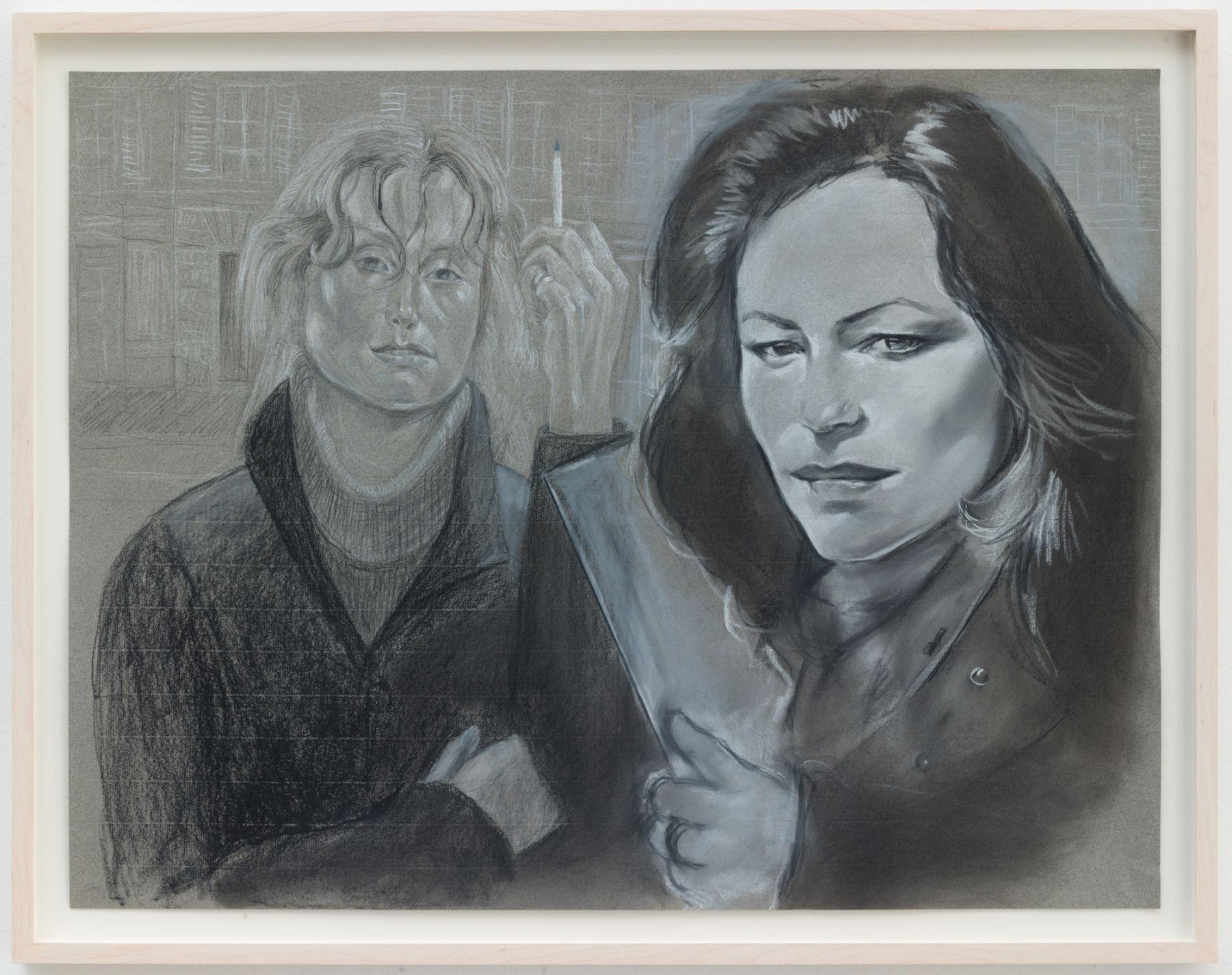 Christian Jankowski, Isabelle Huppert - Tessa Charlotte Rampling