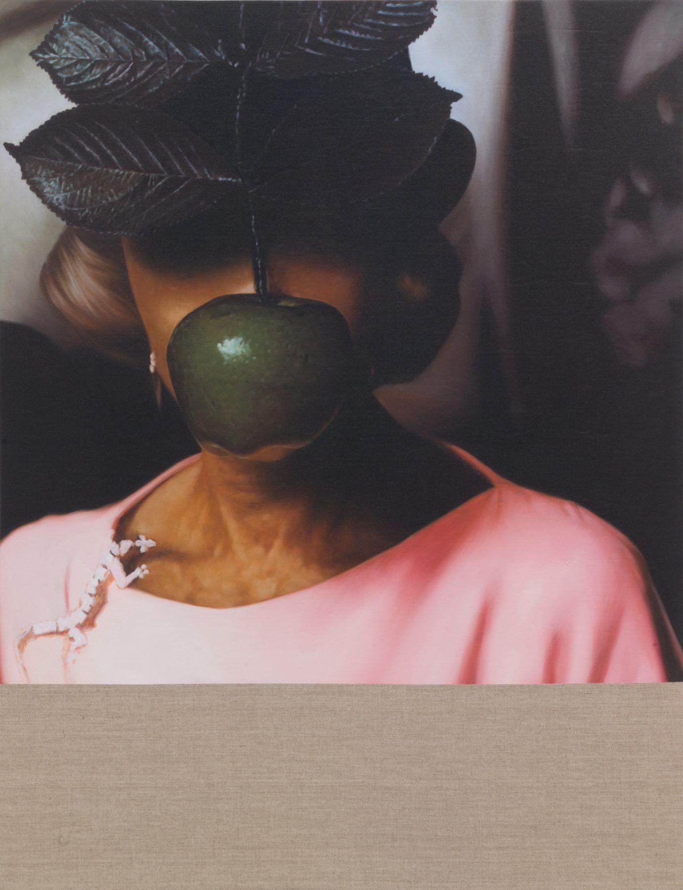 Christian Jankowski, Neue Malerei - Magritte I