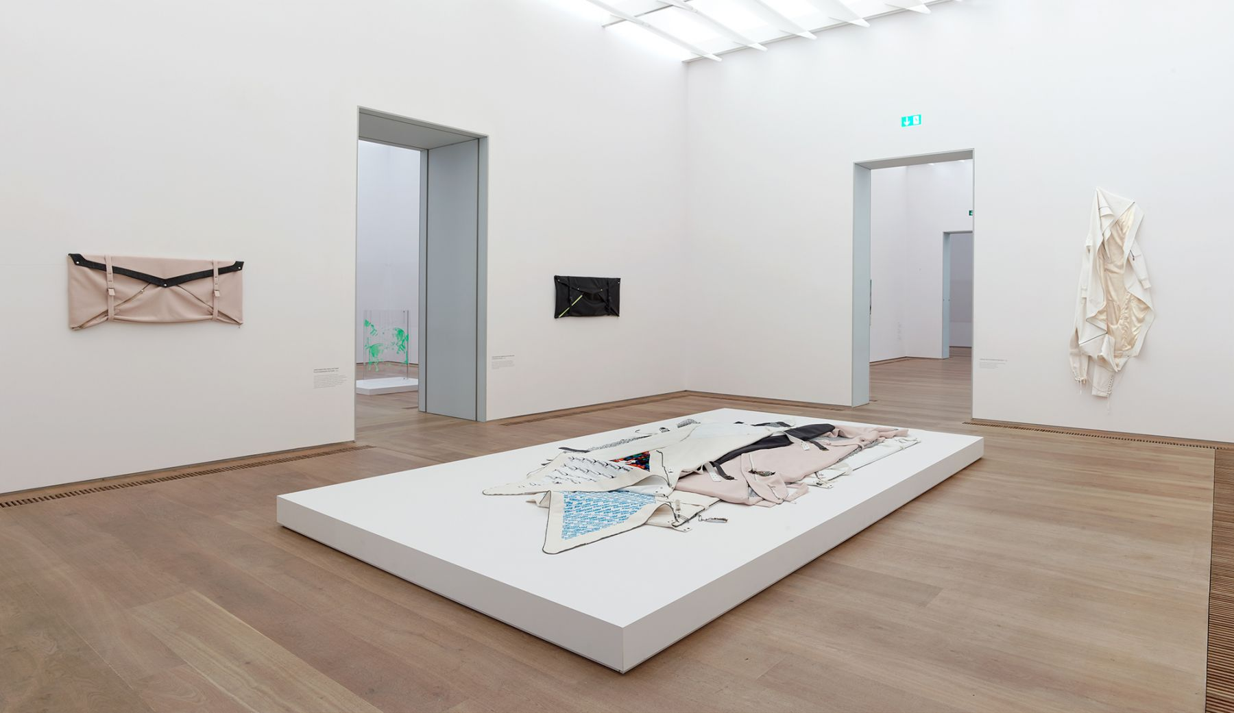Social SyntheticMuseum BrandhorstInstallation view2017-18