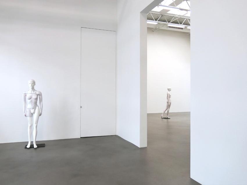 Heimo Zobernig Installation view 2