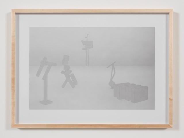 Larry Johnson Untitled (Landscape)