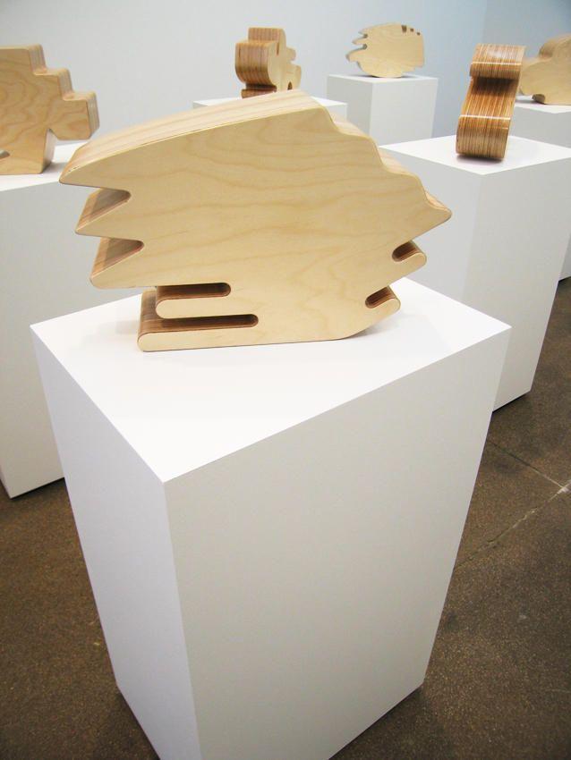 Shape 2006 Laminated birch plywood