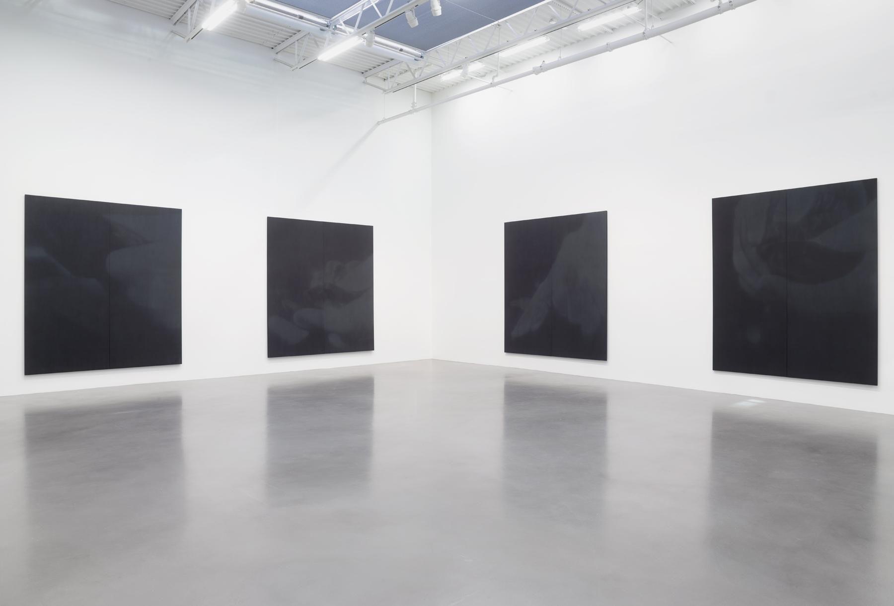 Troy Brauntuch Installation view 10