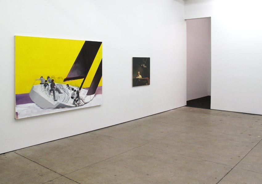 Installation view Preludes