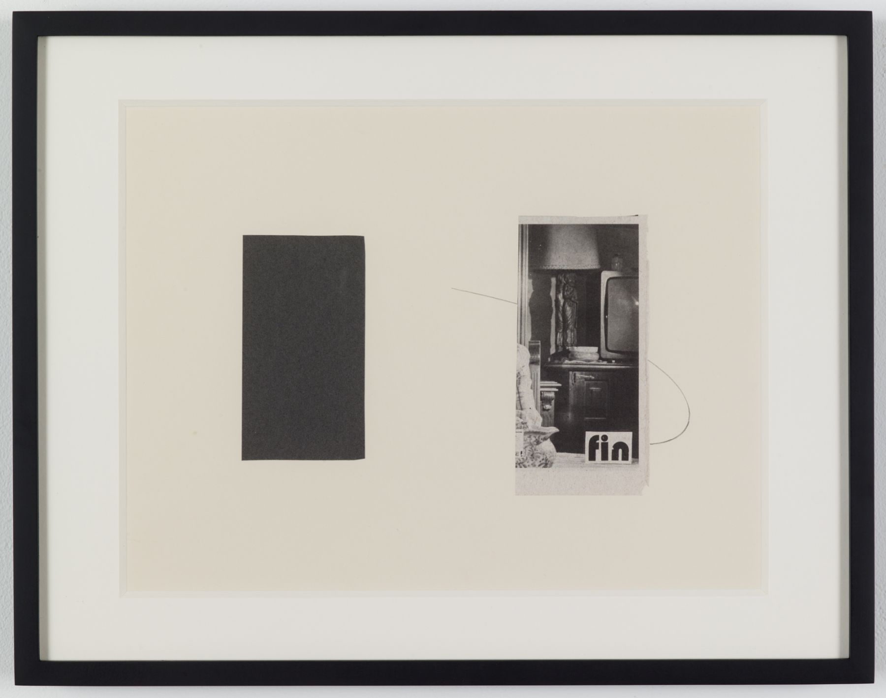 John Stezaker, End I (Photoroman)