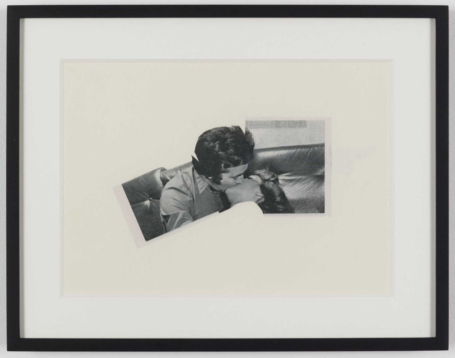 John Stezaker, Kiss II (Photoroman)