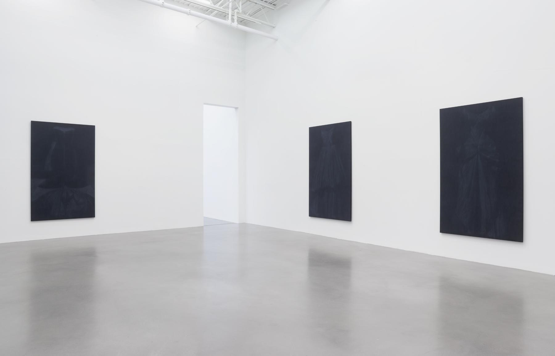 Troy Brauntuch Installation view 4