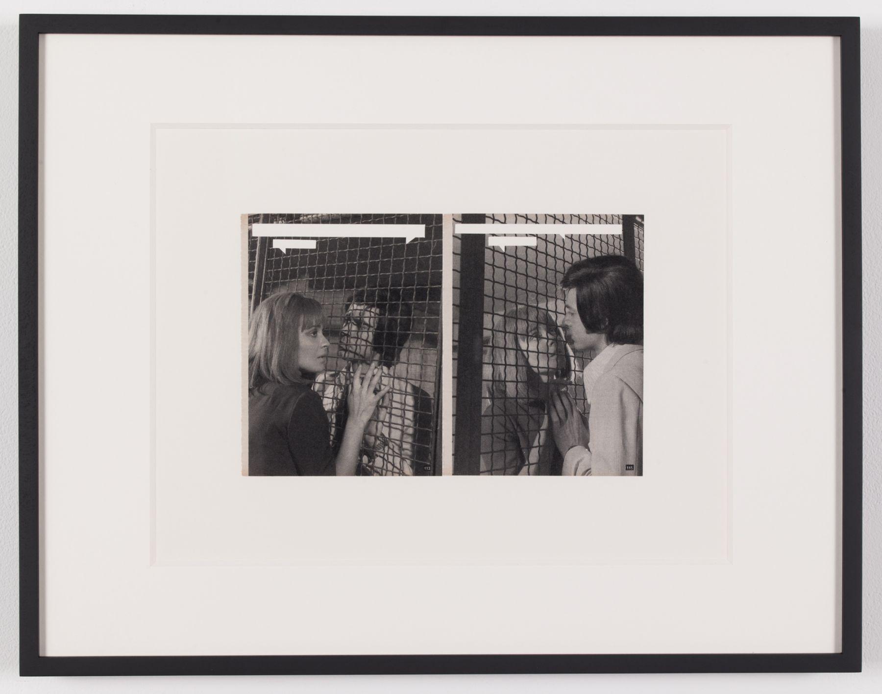 John Stezaker, Touch I (Photoroman)