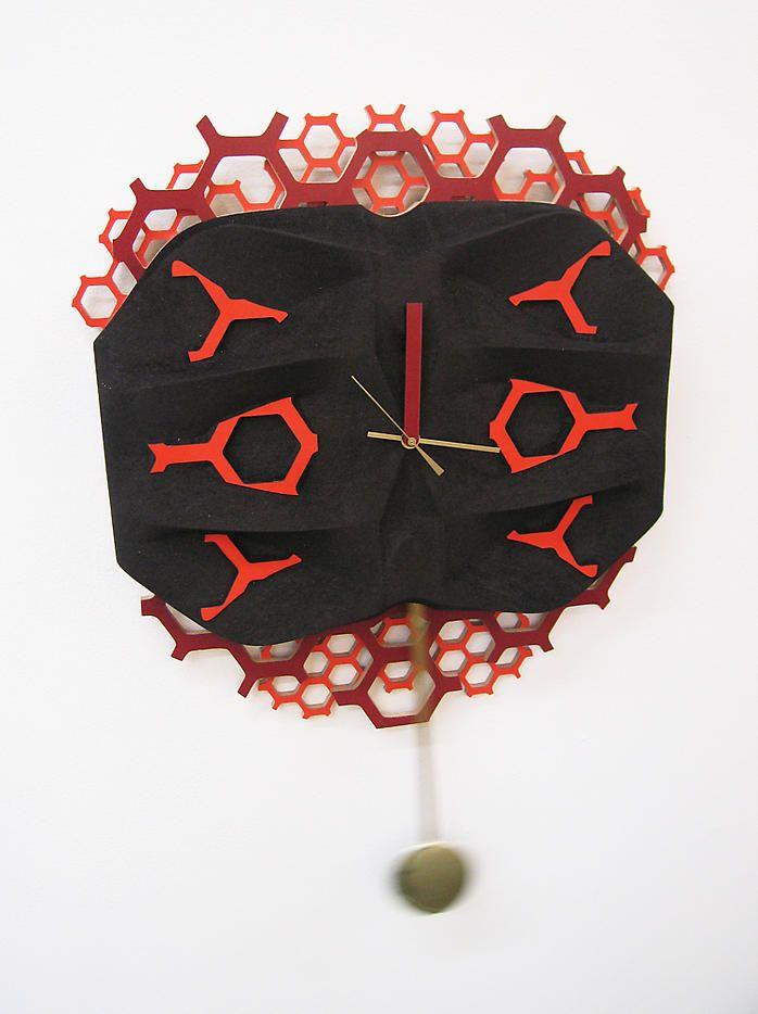 Untitled (clock) 2007