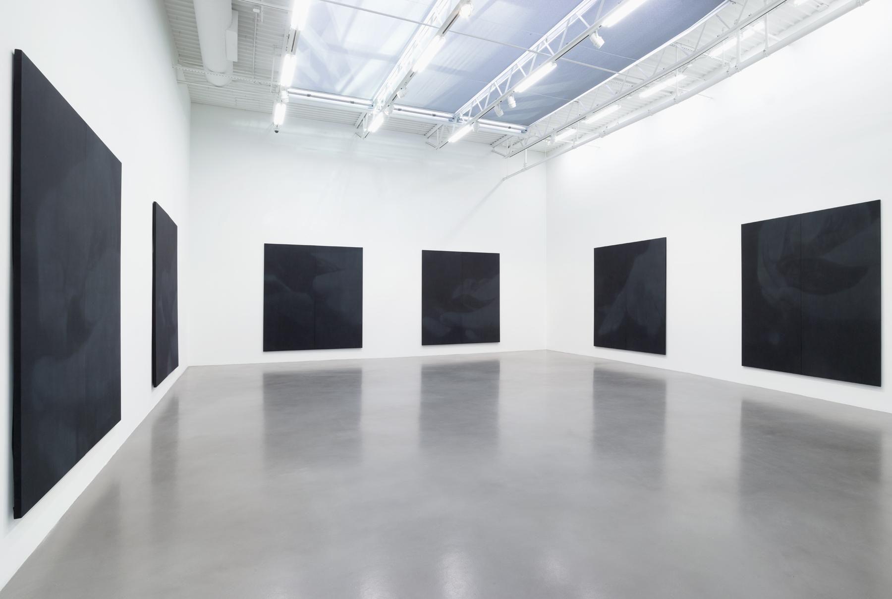 Troy Brauntuch Installation view 8