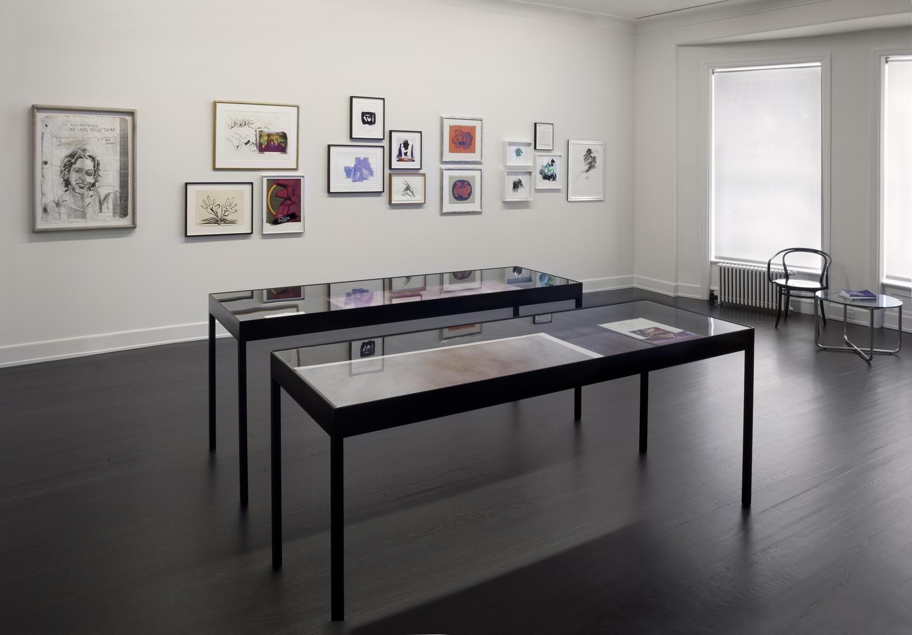 Seth Price Drawings: Studies for Works 2000-2015