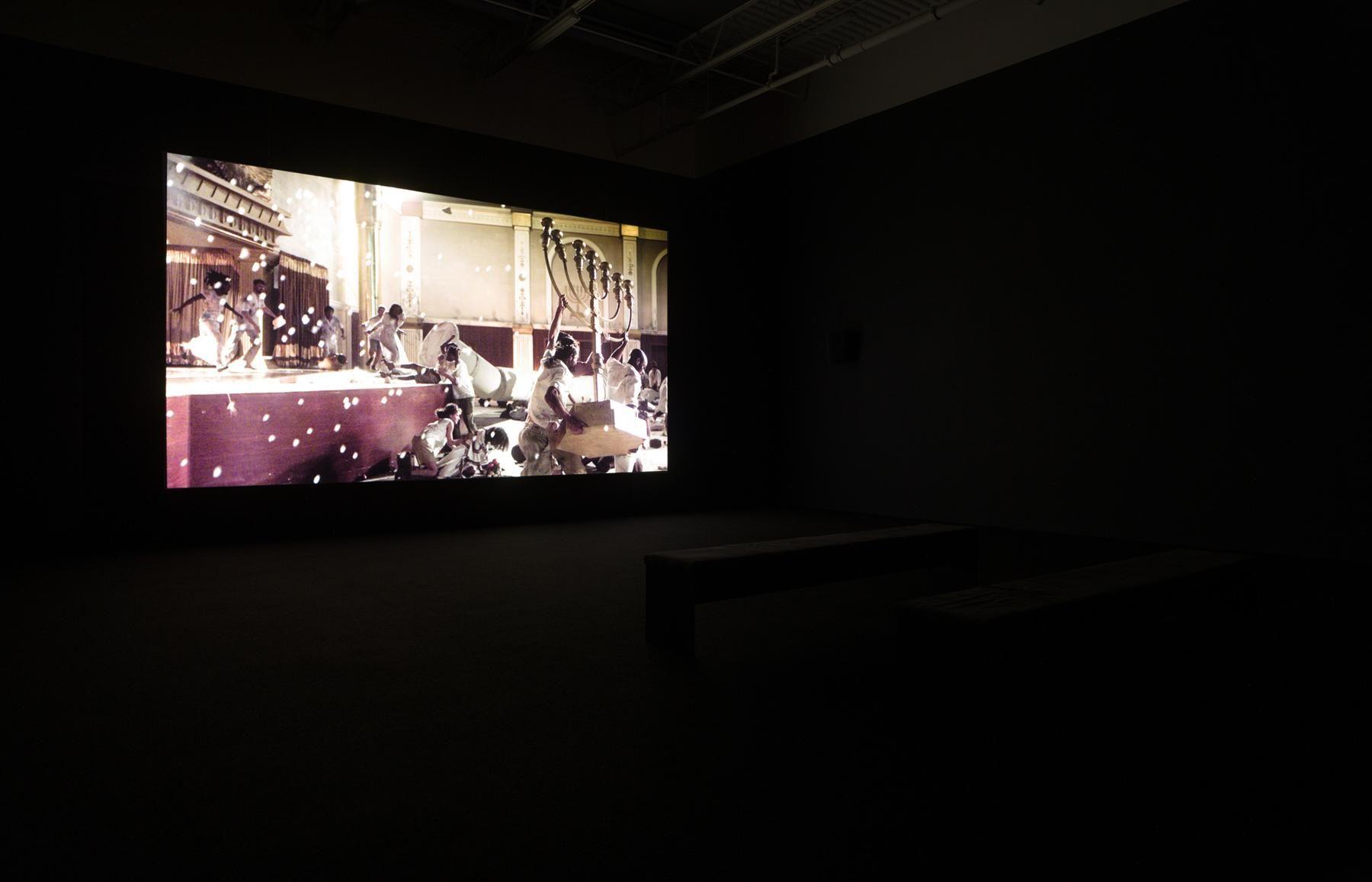 Yael Bartana Installation view 6