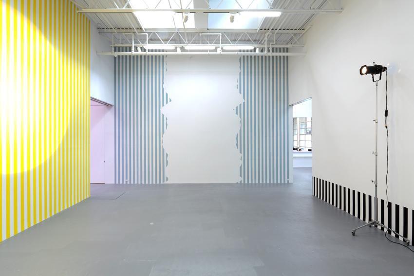 Daniel Buren Installation view 4
