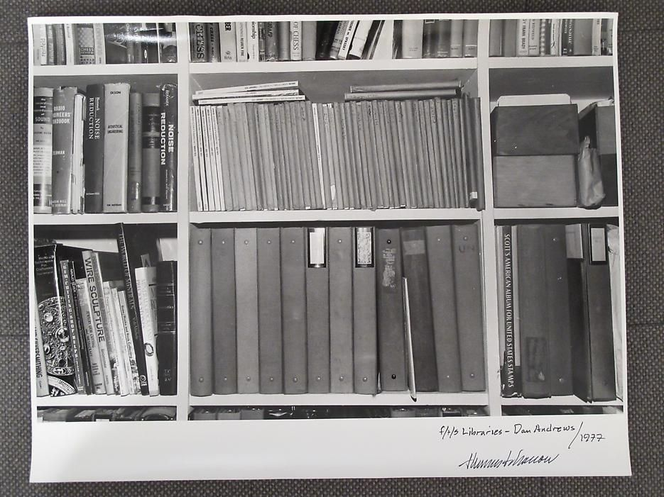 Thomas Barrow F/T/S Libraries - Dan Andrews