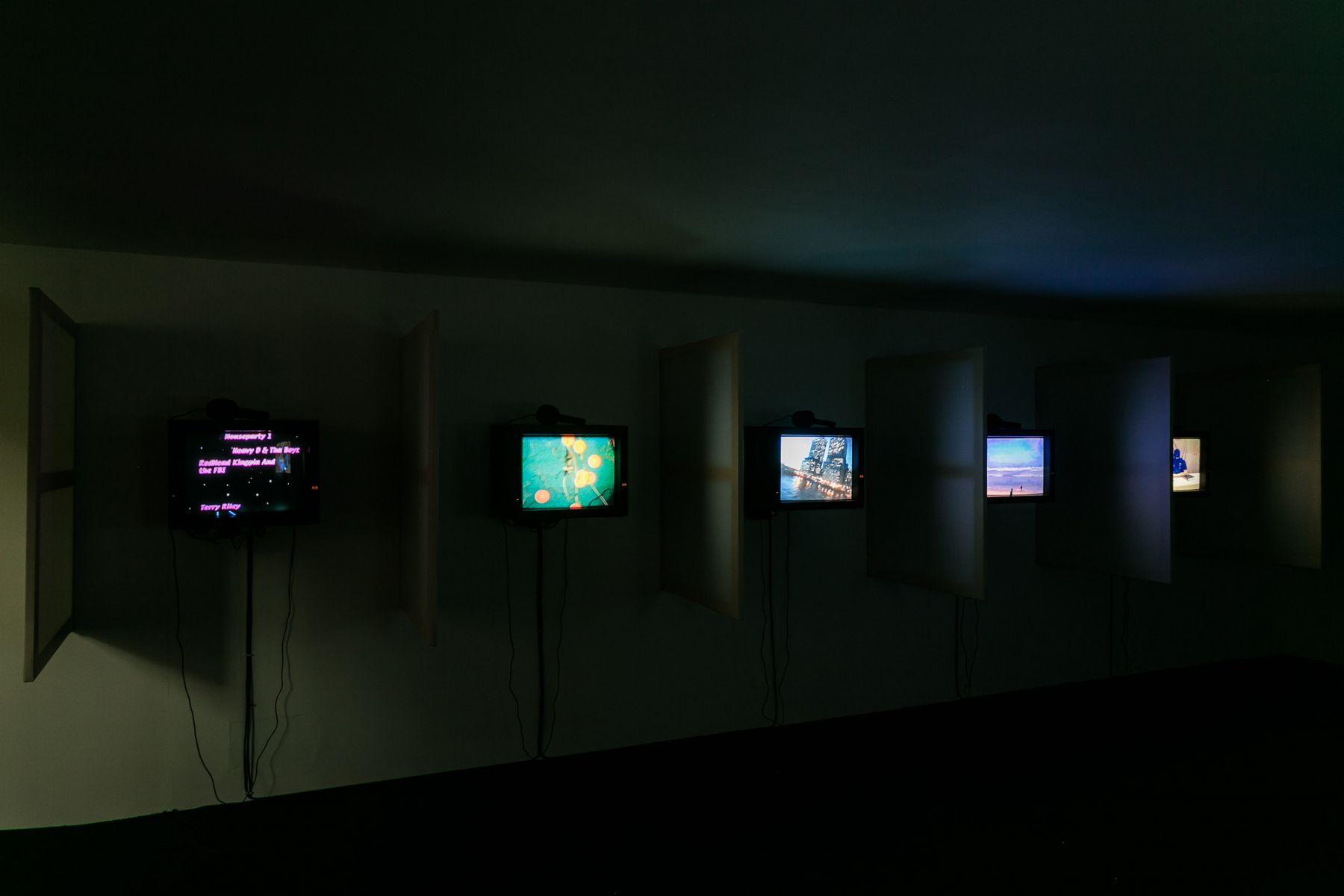 Seth Price Circa 1981ICA LondonInstallation view2017