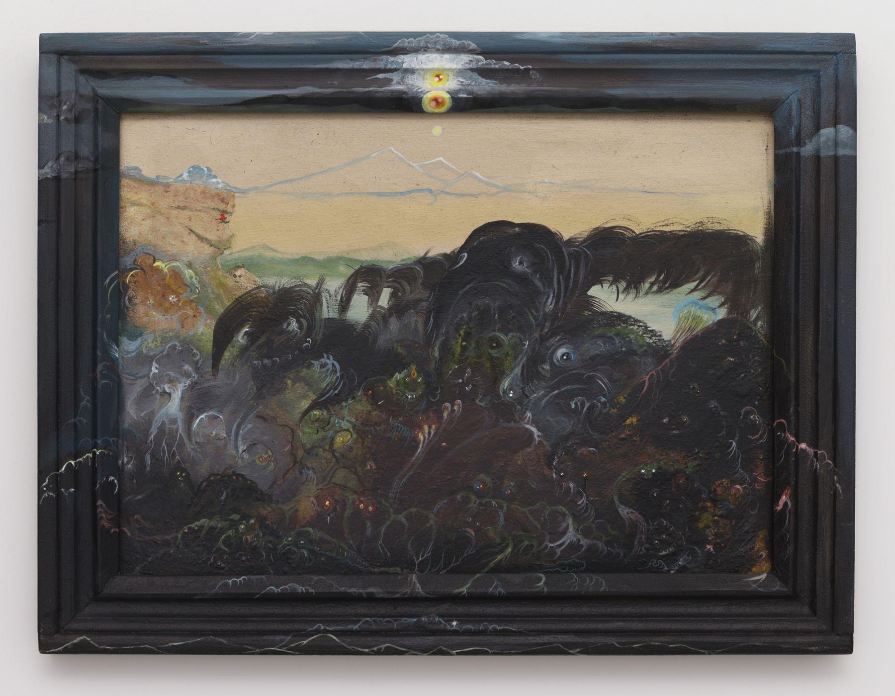 Vidya Gastaldon, Healing Painting (Rescue me B)