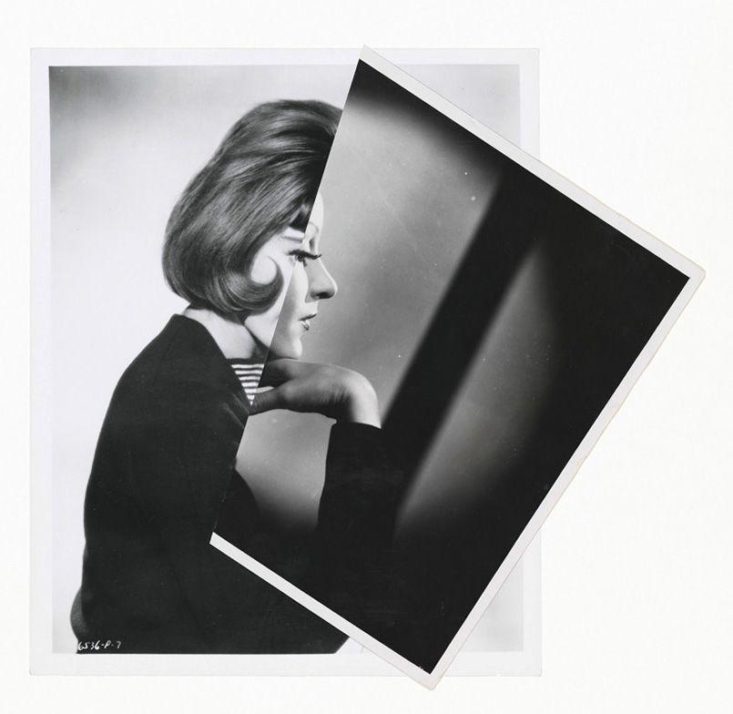 She (Film Portrait Collage) III