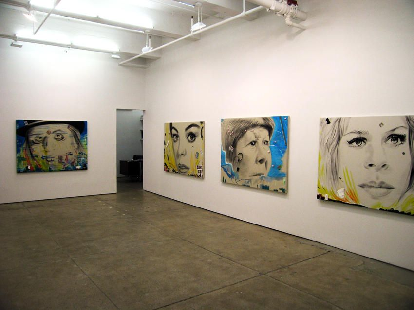 Critical Mess Installation view