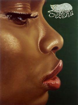 Selena 2001 Oil on linen
