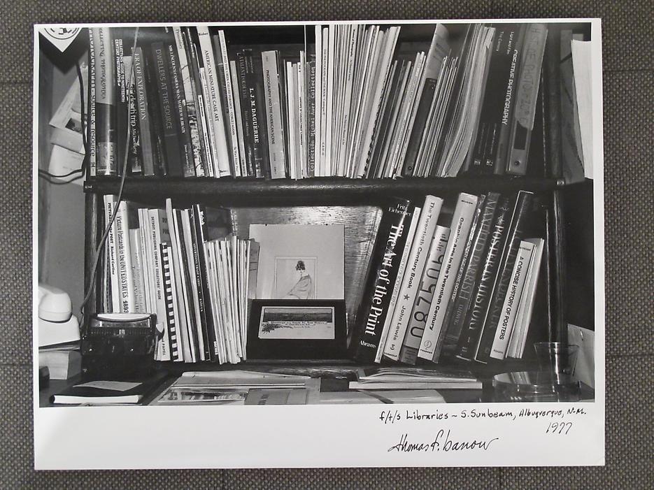 Thomas Barrow F/T/S Libraries - S. Sunbeam, Albuquerque, NM