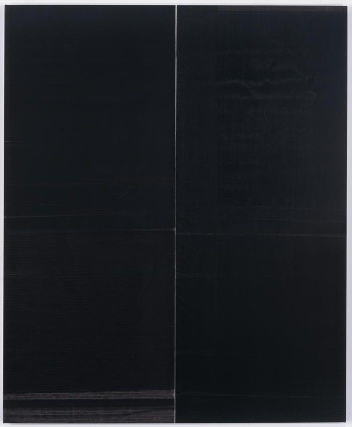 Untitled 2007 Epson ultrachrome inkjet on linen