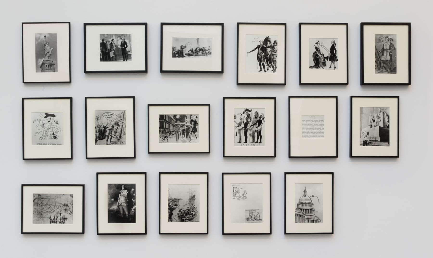 Mike Kelley, Reconstructed History