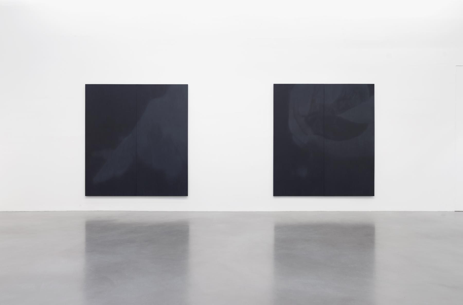 Troy Brauntuch Installation view 14