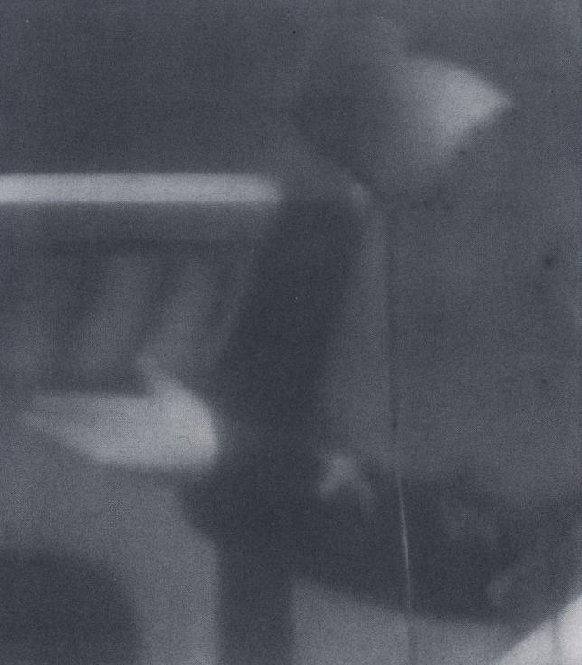 Troy Brauntuch Untitled (Window, Hand)
