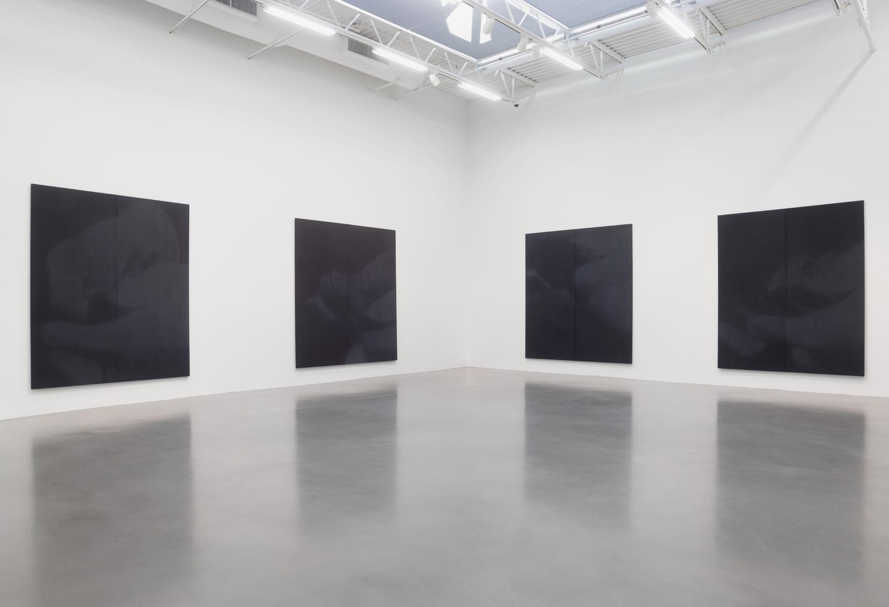 Troy Brauntuch Installation view 9