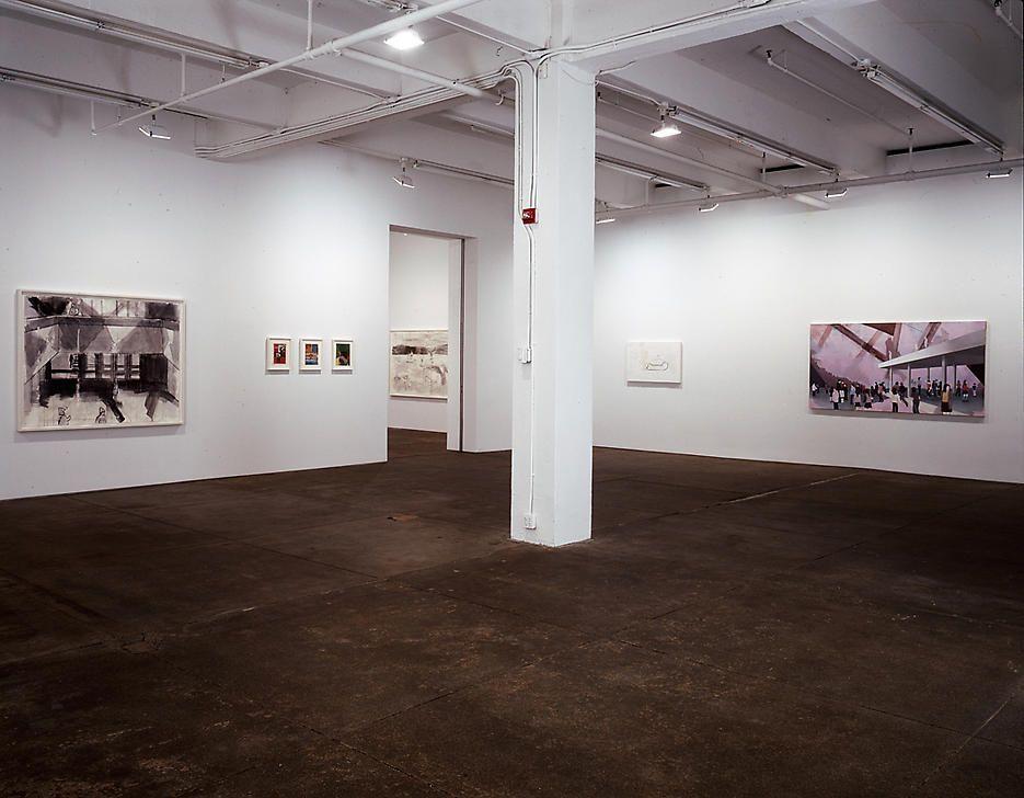 Thomas Eggerer Installation view