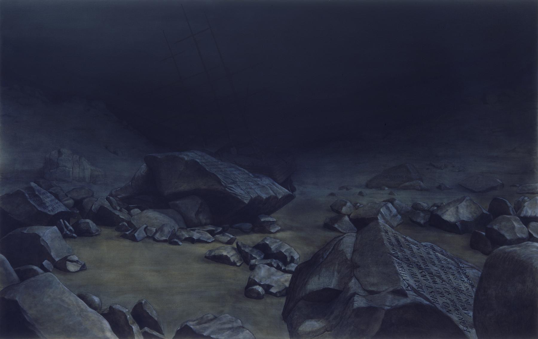 Sean Landers Shipwreck I