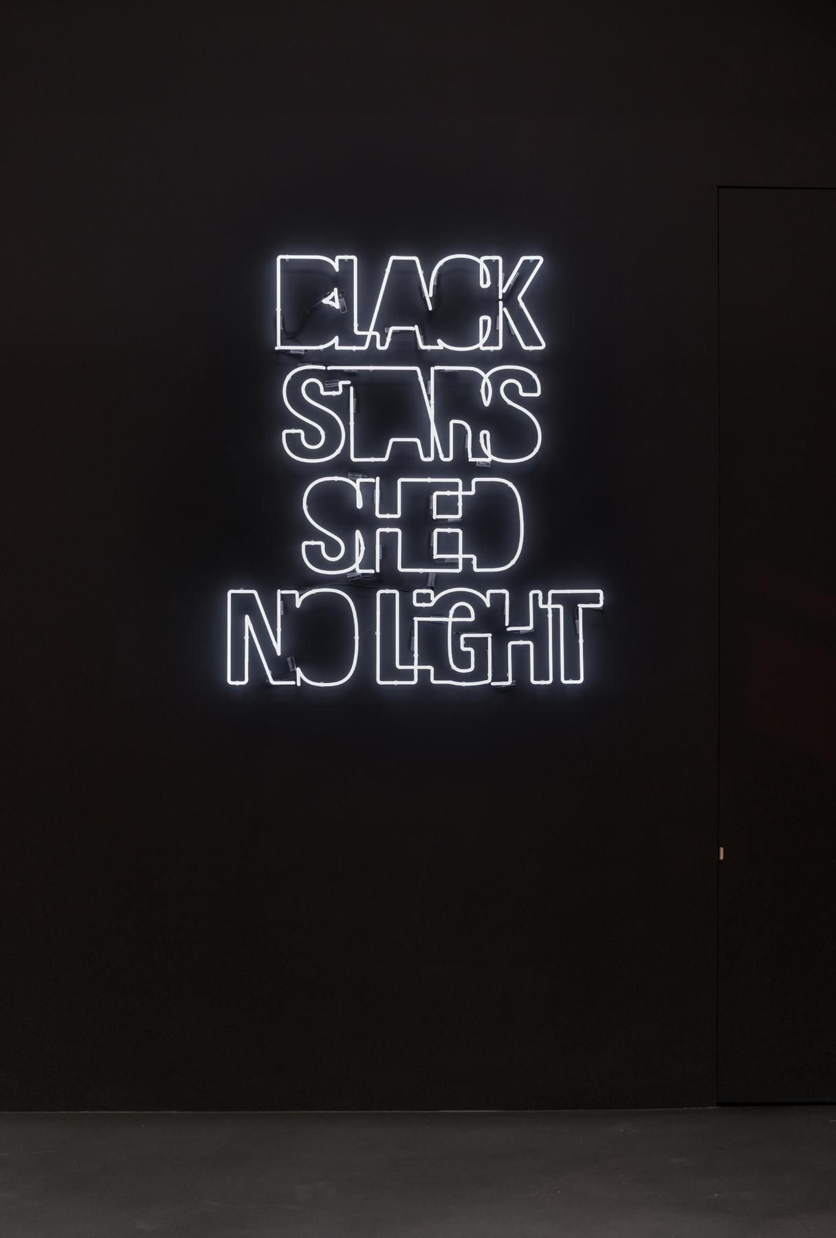 Yael Bartana Black Stars Shed No Light
