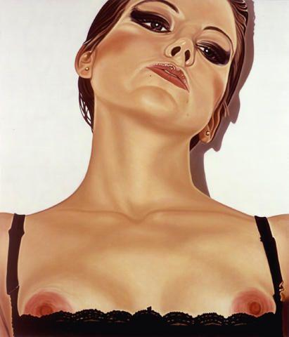 Artist 2001 Oil on linen