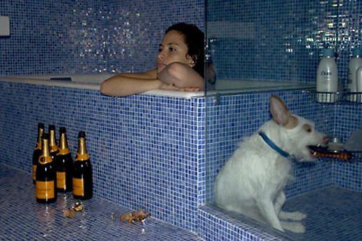 Champagne Bath 2005